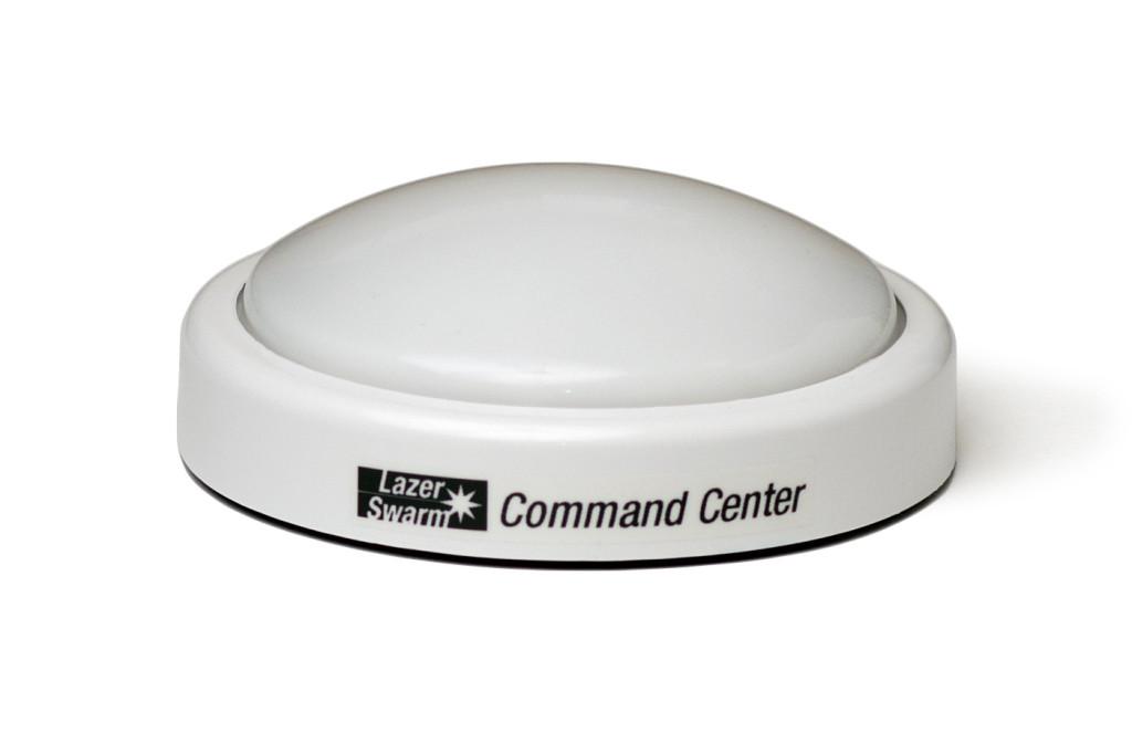 Lazer Swarm Command Center